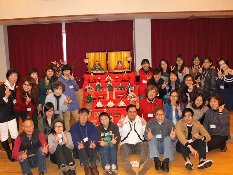 日本文化的「体验」のイメージ